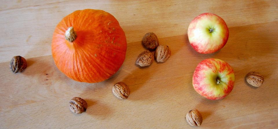 Herbstfrüchte