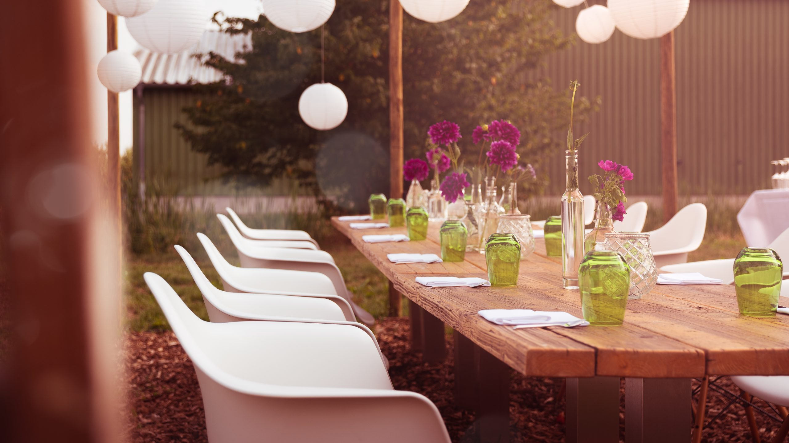 Farm to Table – Summer Pop up – Heute als Green Table