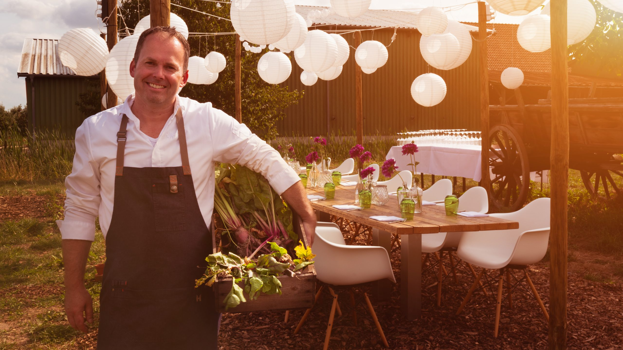 Farm to Table – Summer Pop up