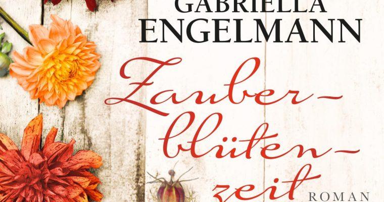 """Buchpremiere: Gabriella Engelmann präsentiert """"Zauberblütenzeit"""""""